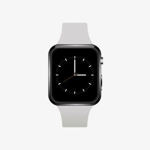 s silver app watch