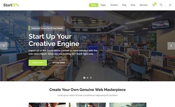 port landing startup business
